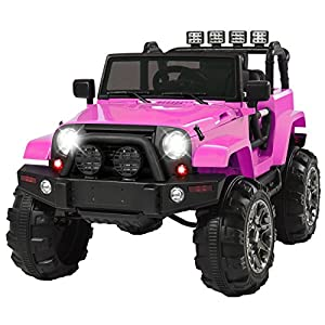 Amazoncom Best Choice Products V Ride On Car Truck W Remote - Truck windshield decals how to purchase and get a great value safely