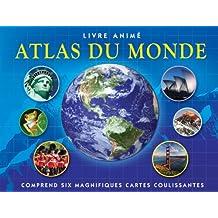 Livre animé : Atlas du monde