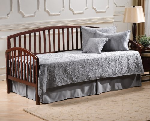 Trundle Cherry Daybed (Hillsdale Carolina Daybed in Cherry Finish - without trundle)