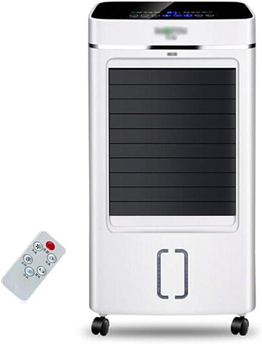 Ventilador de aire acondicionado Feifei Aire Acondicionado Ventilador Caliente y Frío Doble Uso Purificación Humidificación Ahorro de energía Control Remoto Silenciador móvil: Amazon.es: Hogar