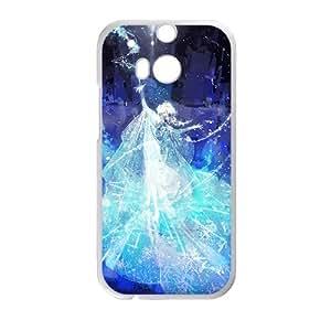 Frozen pretty practical drop-resistance Phone Case Protection for HTC One M8 wangjiang maoyi