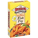 LOUISIANA Fish Fry Products New Orleans Style Fish Fry with Lemon 22 oz (Box)