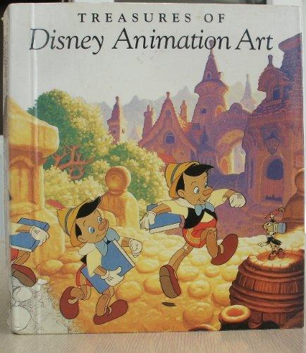 Treasures of Disney Animation Art (Tiny Folio)