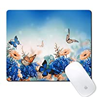 Mouse Pad Galdas Classic White Marble Customized Mousepad Round Rubber Base Cloth Mouse Pads for Computers Laptop