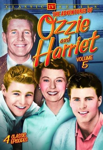 Adventures Of Ozzie & Harriet, The - Volume 5 -