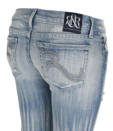 amp; Republic Republic Rock amp; Stella Rock Jeans pUp5Brnx