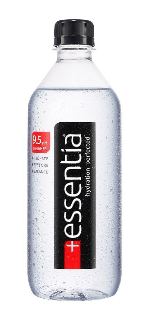 Essentia Enhanced Water - 20 oz - 24 ct by Essentia Water LLC