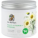 Dr. Harvey's Herbal Multi-Vitamin and Mineral Supplement for Dogs, 7-Ounce Tin
