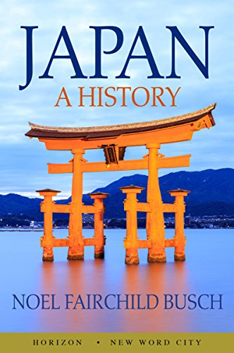 Japan: A History cover