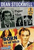 Dean Stockwell Double Feature DVD: Paper Man (1971) & Born to Be Sold (1981)