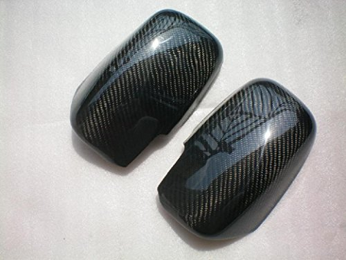 i Lancer Evolution EVO 7 8 9 EVO7 EVO8 EVO9 2000-2007 Carbon Fiber Mirror Covers (Mitsubishi Evo 8 Carbon Fiber)