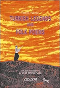 Turkish Legends and Folk Poems
