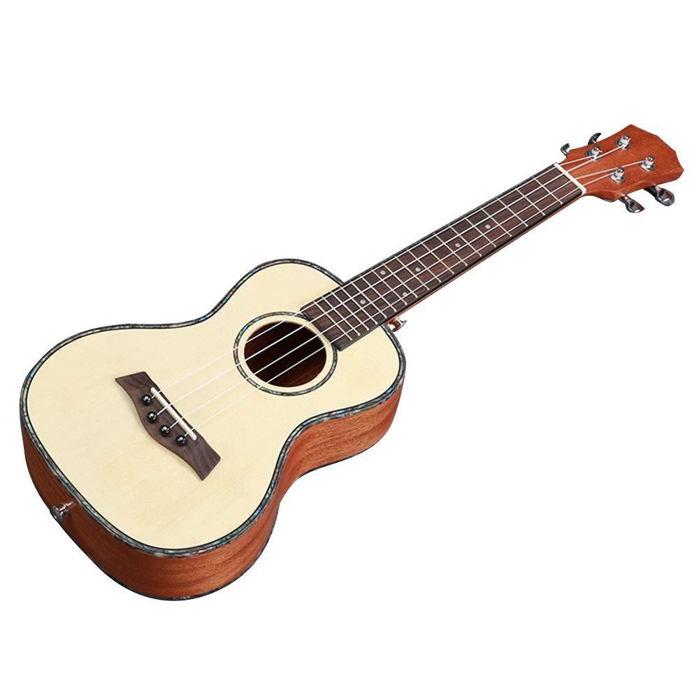 JINHONGH Ukulele ukulele de 23 pulgadas uklele guitarra pequeña de ...