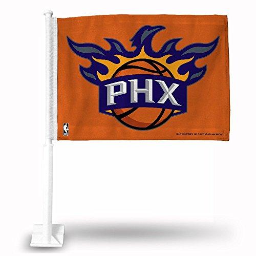 NBA Phoenix Suns Car Flag (Orange)