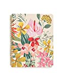 ban.do Women's Rough Draft Mini Notebook, Paradiso, Floral