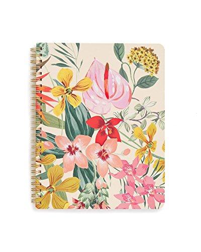 ban.do Women's Rough Draft Mini Notebook, Paradiso, Floral by Bando