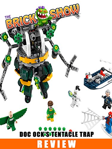 LEGO Marvel Spider-Man : Doc Ock's Tentacle Trap Review (76059) (Marvel Comics Movies compare prices)