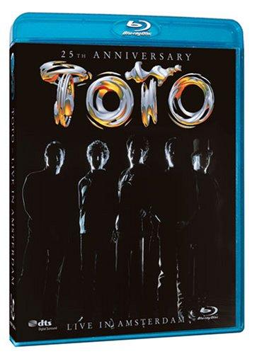 Toto - Live in Amsterdam: 25th Anniversary [Blu-ray]