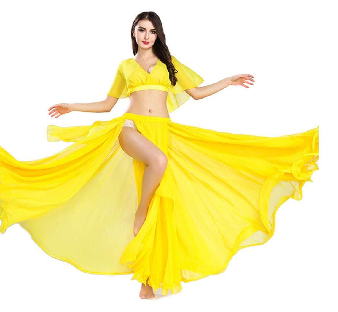 SMACO Indio Bollywood Dama Ropa de Danza del Vientre Traje de ...