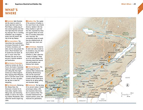 51WZ7cRMRiL - Fodor's Montreal and Quebec City (Full-color Travel Guide)