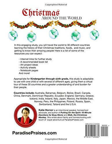 Amazon.com: Christmas Around the World (9781517249380): Katie ...