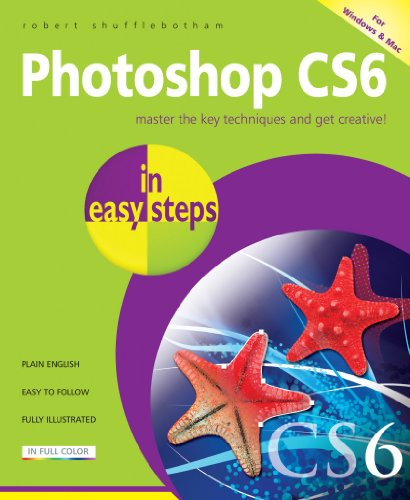 Download Photoshop CS6 in easy steps Pdf