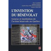 Invention du bénévolat L'