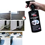 Good Ideas Mould & Mildew Remover 500ml (913A) Bathroom, Kitchen, Caravan, Motorhome, Wall Cleaner. Removes mould, mildew, spores instantly for upto 6 months.