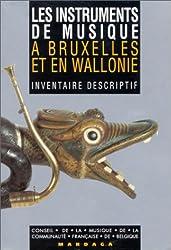 Inventaire des instruments de musique dans les collections publiques de Wallonie et de Bruxelles
