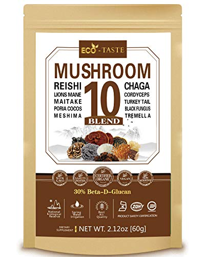 Mushroom Powder Comprehensive Supports