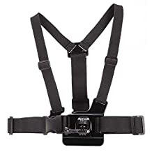 Nexxtech Action Camera Chest Harness