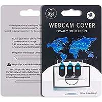 WEBCAM COVER SLIDER, Cubierta deslizable para cámara, spy guard, PROTEGE TU CAMARA Y TU PRIVACIDAD, COVER DESLIZABLE…