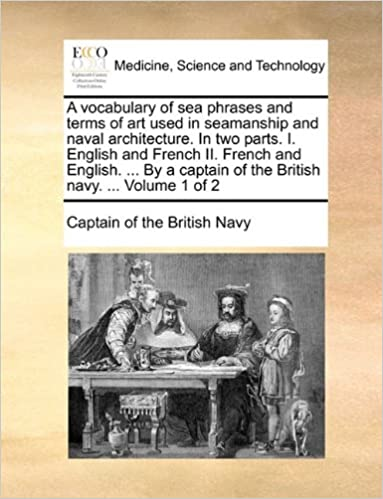 a vocabulary of sea phrases and terms of art used in seamanship and
