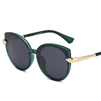 AREDOVL Gafas de Sol de Ojo de Gato para Hombres Gafas de ...
