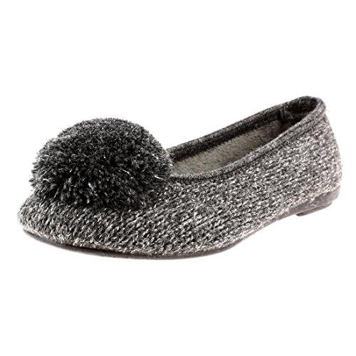 Gioseppo Gioseppo Gioseppo Gioseppo Pantofole Pantofole Donna Pantofole Donna Donna Grigio Pantofole Grigio Grigio qwXHUzt