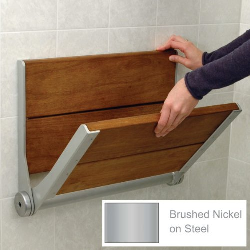 SerenaSeat Fold Down Shower Seat - 18-in.- - Pcgs Nickels