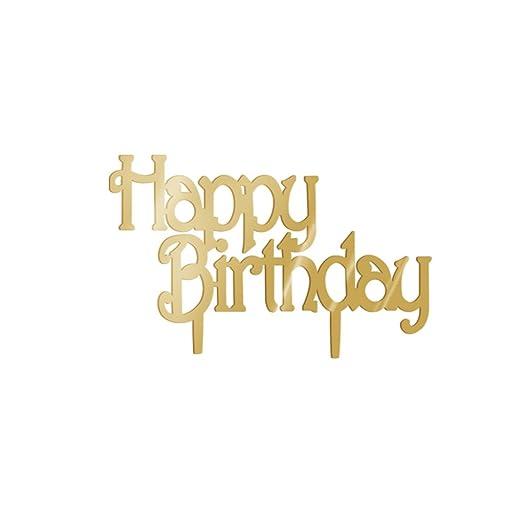 Decoración de la fiesta del feliz cumpleaños Decoración de ...