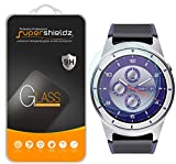 [2-Pack] Supershieldz for ZTE Quartz (Smartwatch) Tempered Glass Screen Protector, Anti-Scratch, Anti-Fingerprint, Bubble Free, Lifetime Replacement Warranty