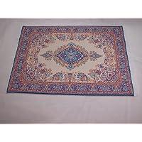 8x12 #16 Dollhouse Miniature Woven Rug Heidi Ott Floor Carpet