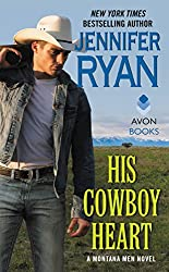 His Cowboy Heart: A Montana Men Novel
