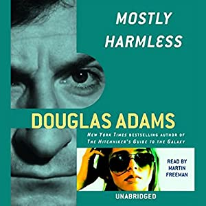 Mostly Harmless Audiobook