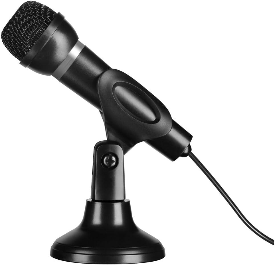 Speedlink Capo Desk Hand Microphone Tisch Und Elektronik