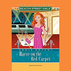 Maeve on the Red Carpet Audiobook