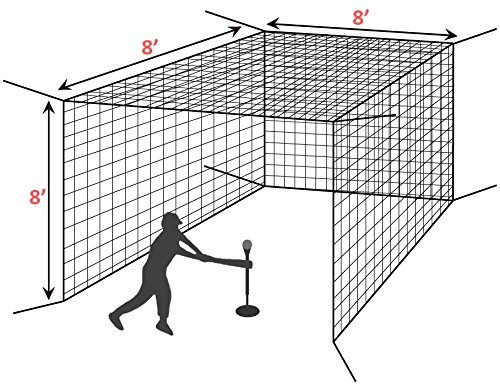 FORTRESS Baseball Batting Cage – The Best Value Cage Idea...
