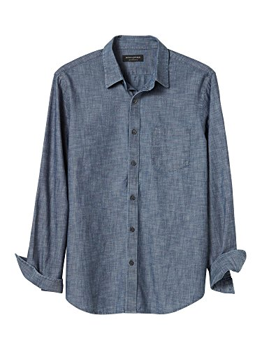 banana-republic-slim-fit-soft-wash-chambray-shirt