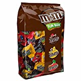 M&M's Variety Mix Chocolate Fun Size Candy 85.23-Ounce 150-Piece Bag