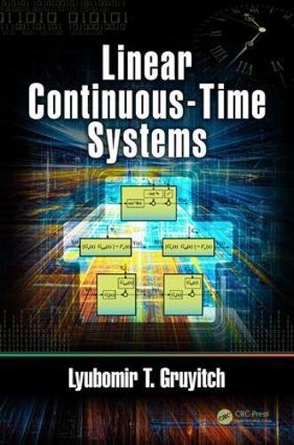 Linear Continuous-Time Systems-cover