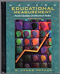 Modern Educational Measurement: Practical Guidelines for Educational Leaders (3rd Edition) HARDCOVER