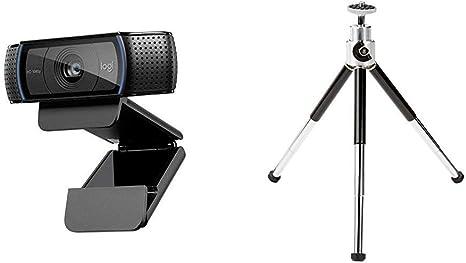 Amazon Com Logitech Hd Pro Webcam C920 Widescreen Video Calling