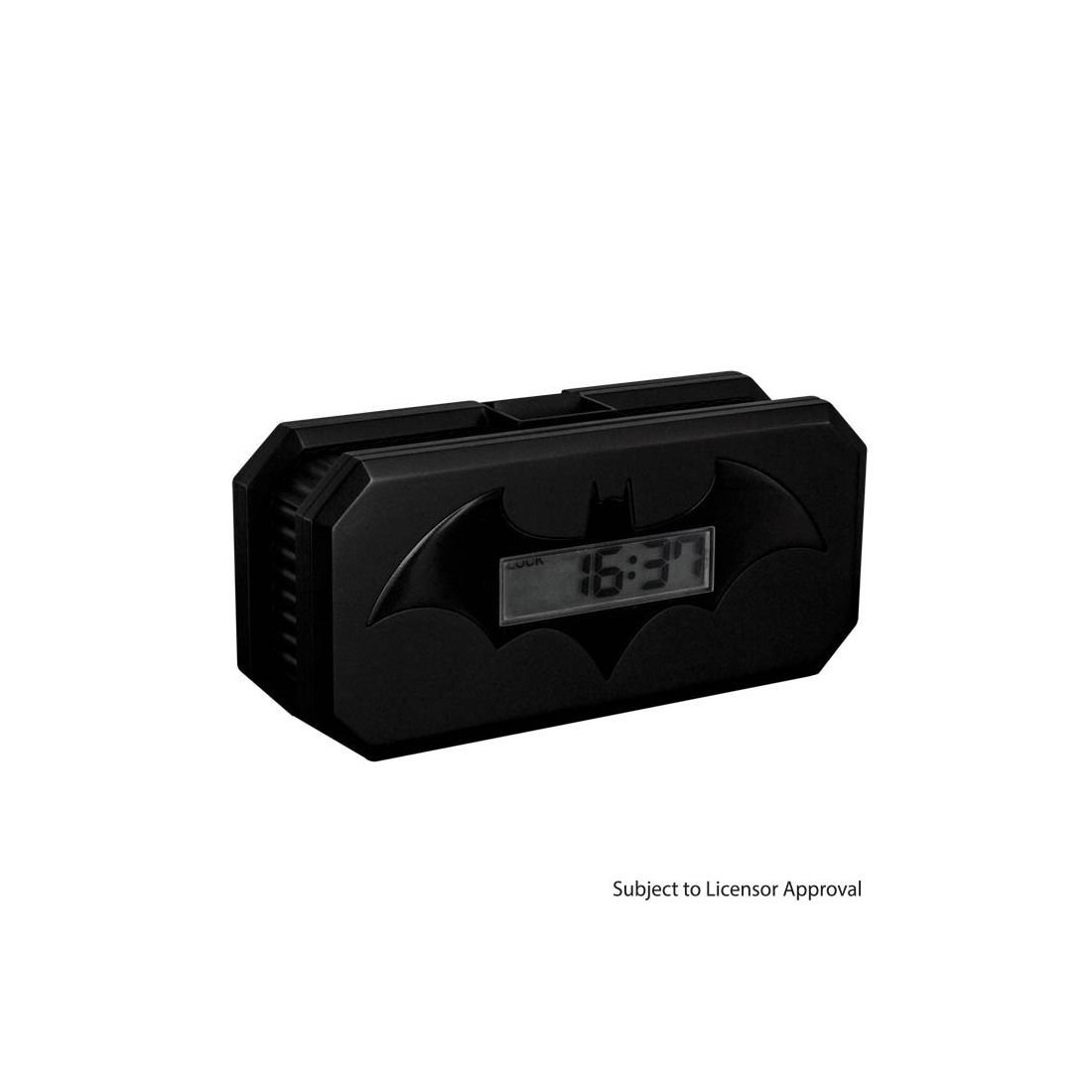Paladone Batman Projection Alarm Clock